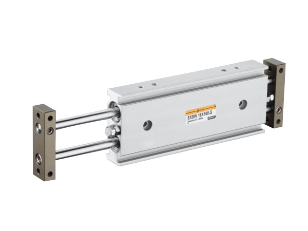 EXSW Series Double Piston Pneumatic Slide Cylinder