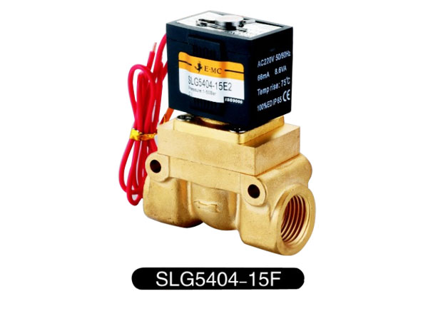 SLG Series 2/2 Solenoid Valve(Normal Close)